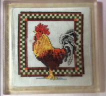 1ST CROSS STITCH