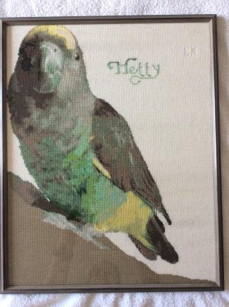 hetty framed