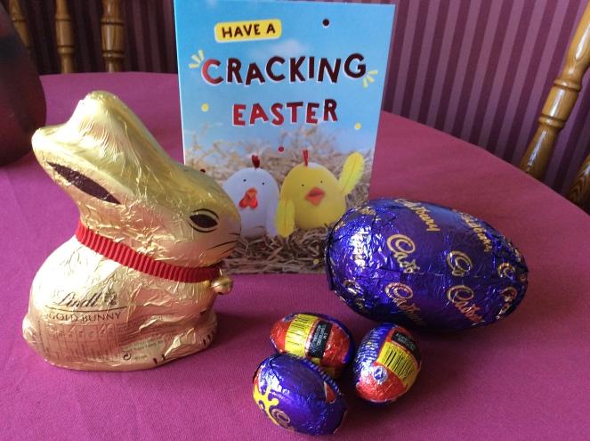 Easter chocs 1