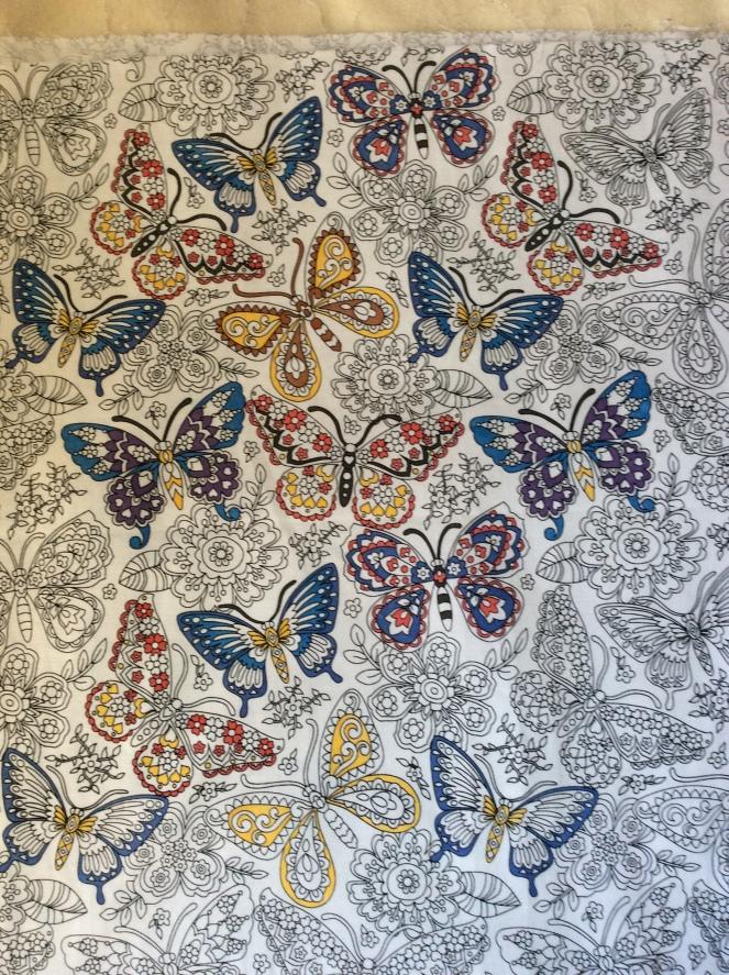 butterflies - WIP
