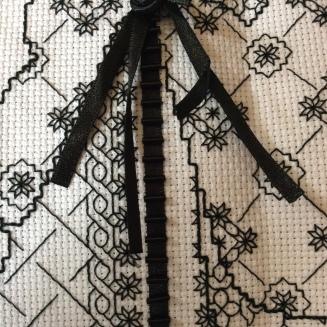 maude skirt detail