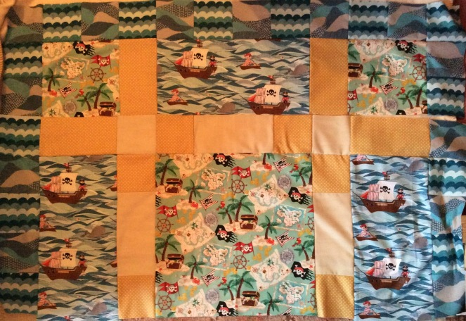 pirate quilt may 2019