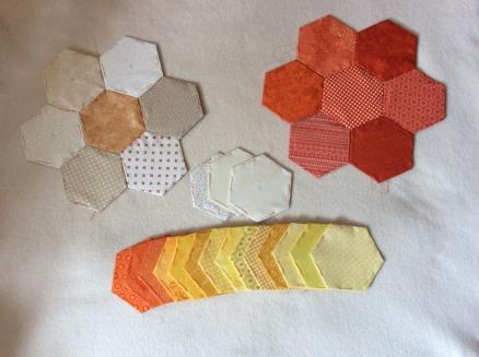 seasonal hexagons 1