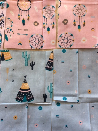 Indian quilt details 1