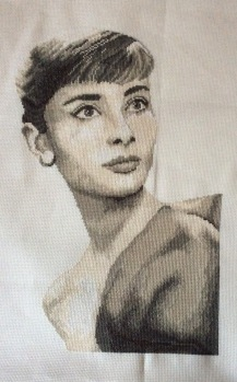 audrey finished