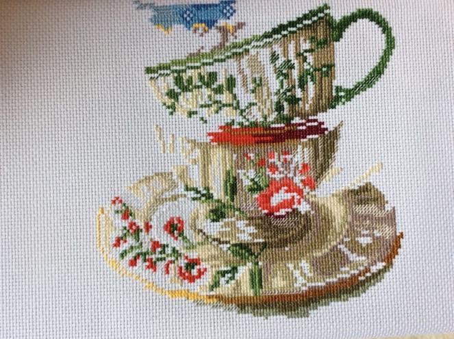 Teacups April 1